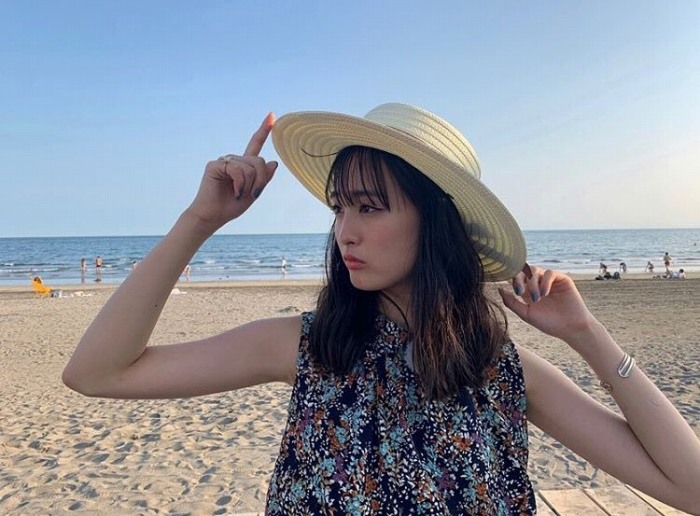 【大友花恋グラビア画像】小学生時代に読モから芸能人に目覚めた美少女 76