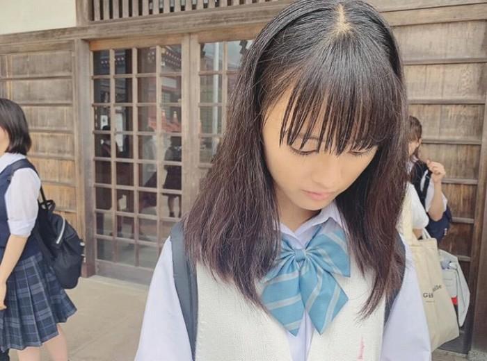 【大友花恋グラビア画像】小学生時代に読モから芸能人に目覚めた美少女 80