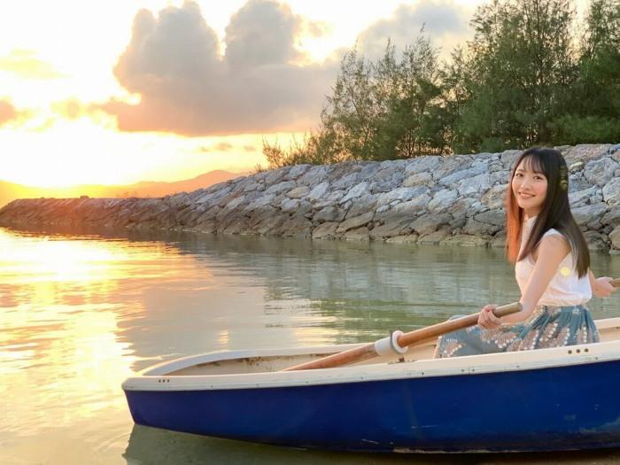 【石田千穂グラビア画像】突然活動休止を発表した美少女センターアイドル 07