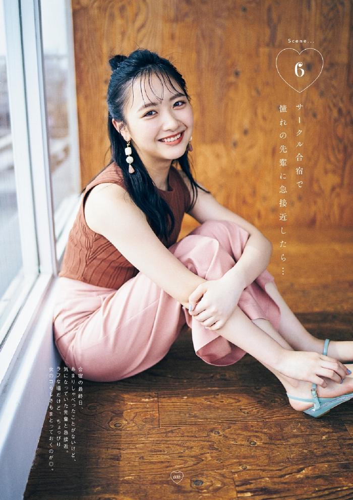 【石田千穂グラビア画像】突然活動休止を発表した美少女センターアイドル 42