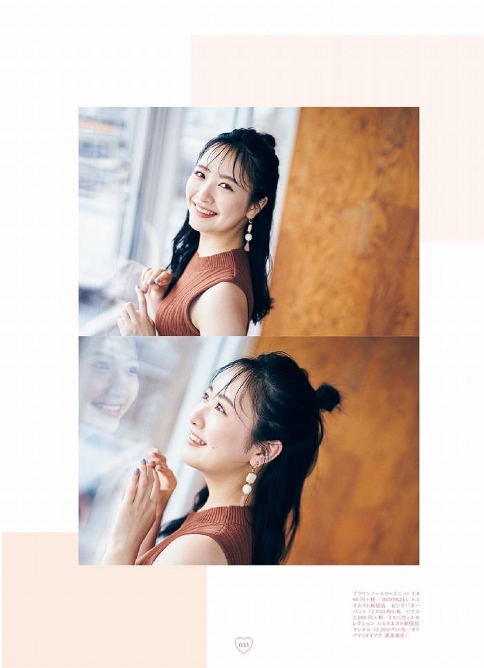 【石田千穂グラビア画像】突然活動休止を発表した美少女センターアイドル 43