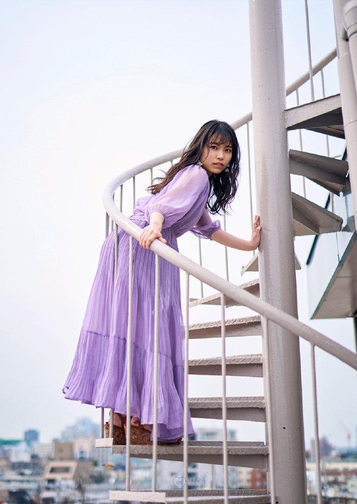 【石田千穂グラビア画像】突然活動休止を発表した美少女センターアイドル 62