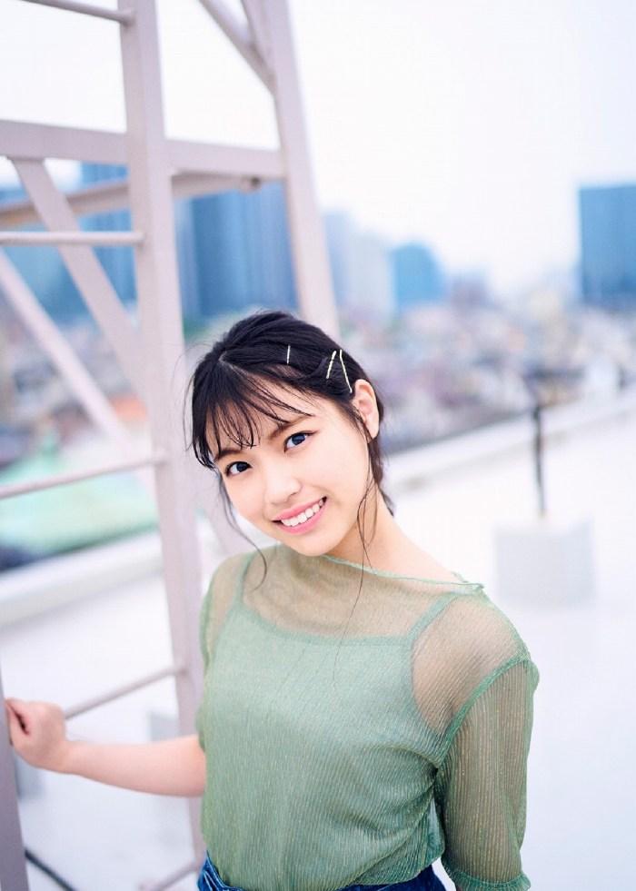 【石田千穂グラビア画像】突然活動休止を発表した美少女センターアイドル 64