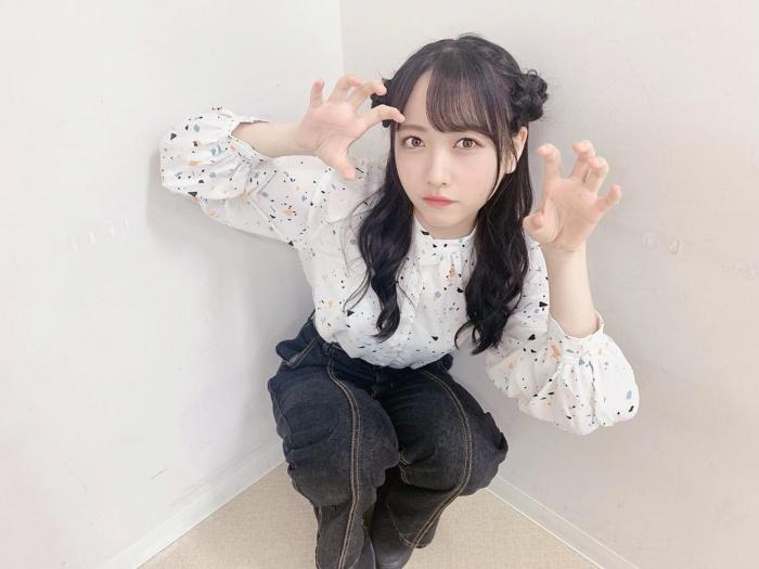 【石田千穂グラビア画像】突然活動休止を発表した美少女センターアイドル 73