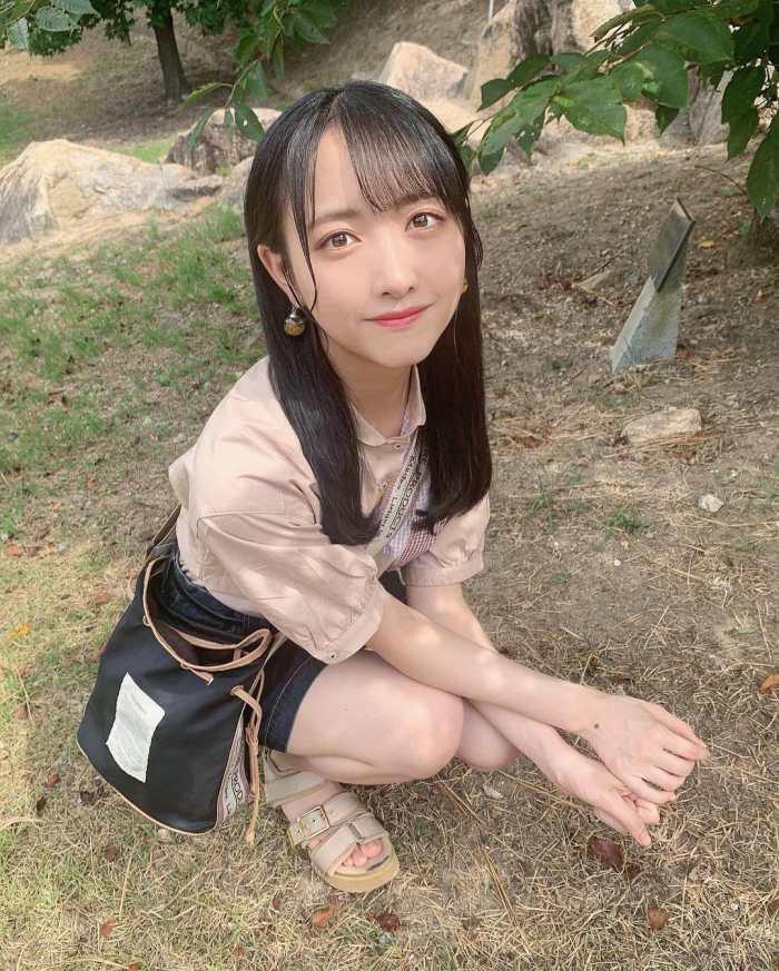 【石田千穂グラビア画像】突然活動休止を発表した美少女センターアイドル 74