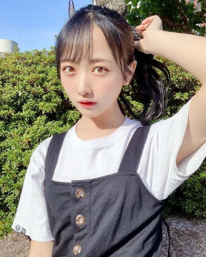 【石田千穂グラビア画像】突然活動休止を発表した美少女センターアイドル 75
