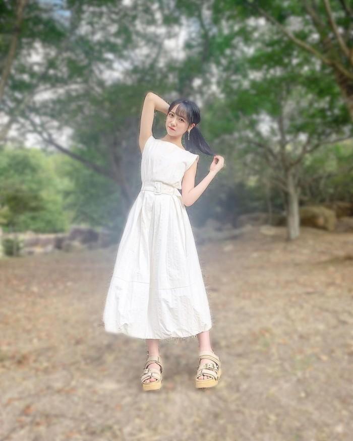 【石田千穂グラビア画像】突然活動休止を発表した美少女センターアイドル 78