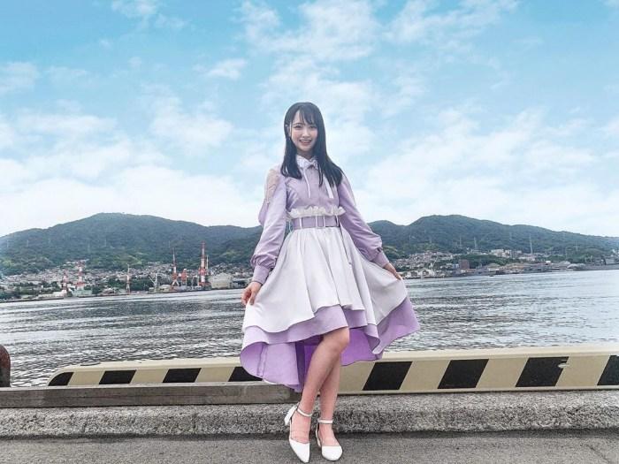 【石田千穂グラビア画像】突然活動休止を発表した美少女センターアイドル 80