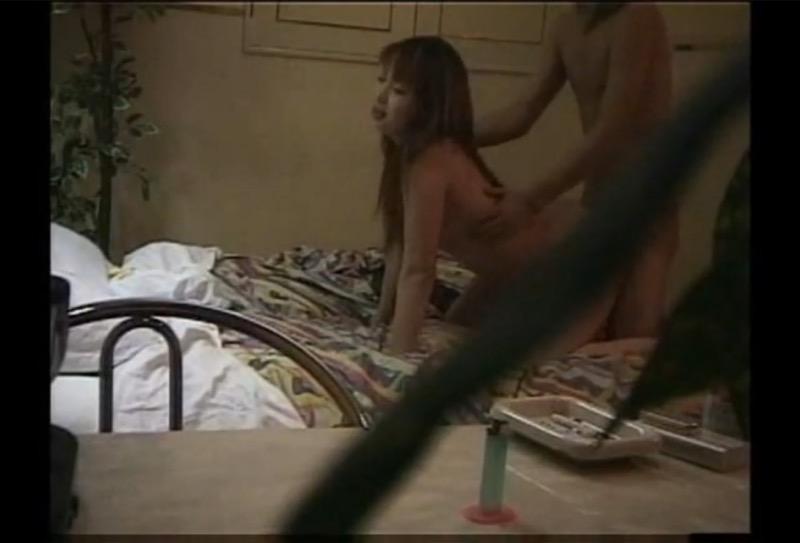 【ラブホテル盗撮画像】ラブホテルのセックスシーンを隠し撮りしたエロ画像集 30