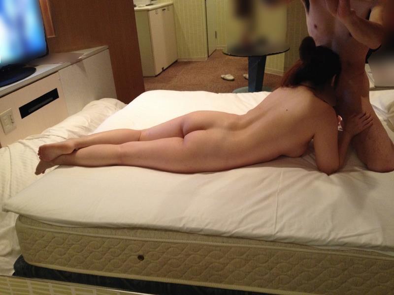 【ラブホテル盗撮画像】ラブホテルのセックスシーンを隠し撮りしたエロ画像集 80