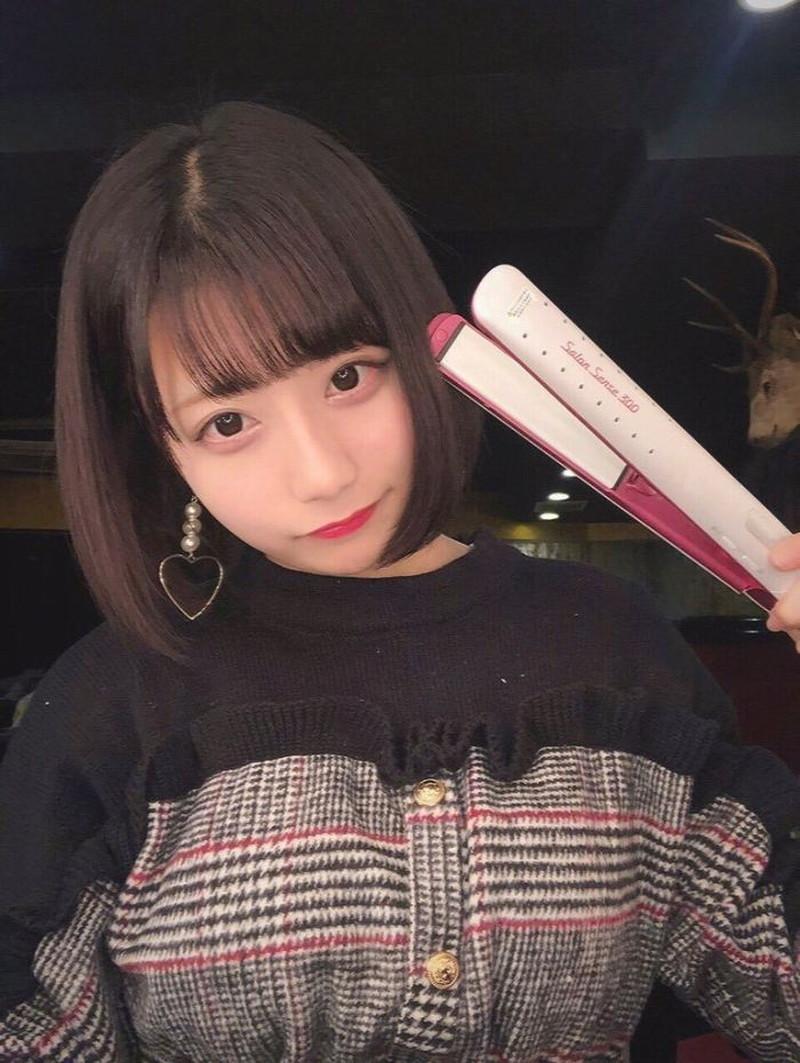 【鈴木優香グラビア画像】谷間をチラ見せしてるエロくて可愛いAKBアイドル 20