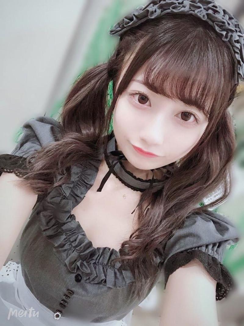 【鈴木優香グラビア画像】谷間をチラ見せしてるエロくて可愛いAKBアイドル 41