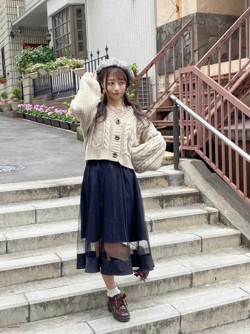 【鈴木優香グラビア画像】谷間をチラ見せしてるエロくて可愛いAKBアイドル 61