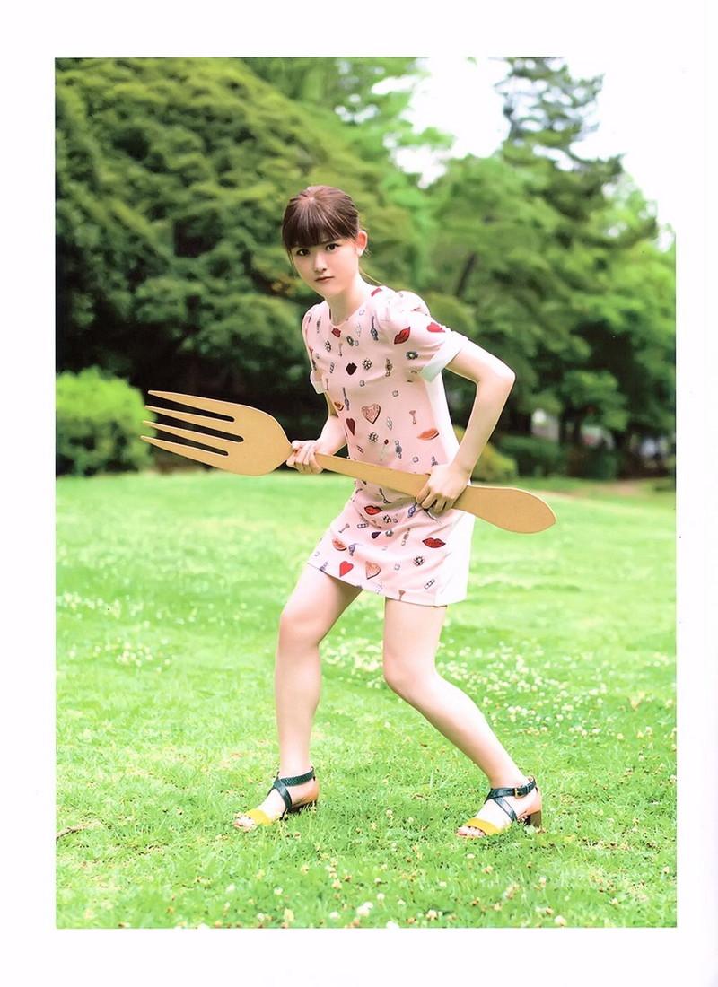 【松村沙友理キャプ画像】食いしん坊なのにスレンダーってずるいなwwww 37