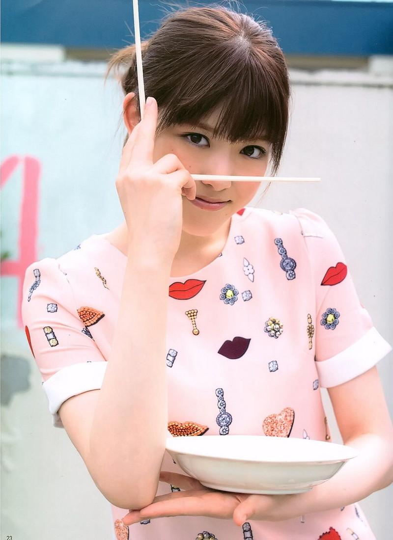 【松村沙友理キャプ画像】食いしん坊なのにスレンダーってずるいなwwww 38