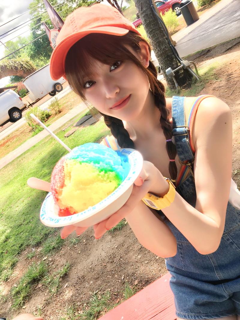 【松村沙友理キャプ画像】食いしん坊なのにスレンダーってずるいなwwww 82