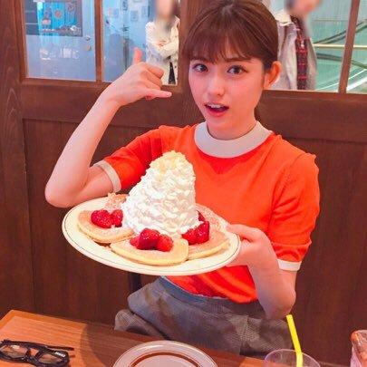 【松村沙友理キャプ画像】食いしん坊なのにスレンダーってずるいなwwww 83