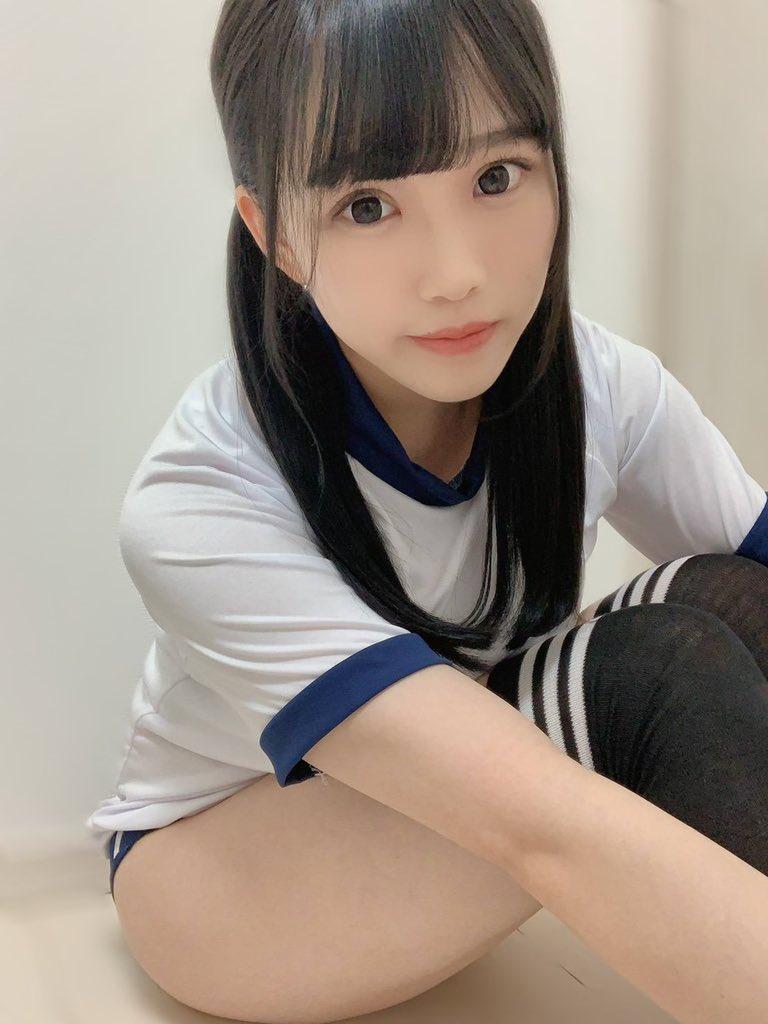 【愛萌なのエロ画像】むっちむちIカップ爆乳巨尻ボディの現役女子大生 15