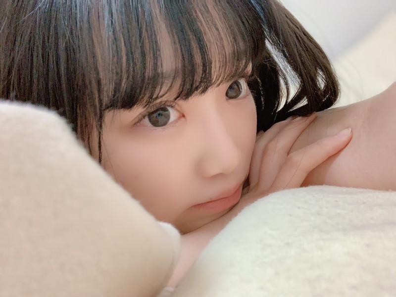 【愛萌なのエロ画像】むっちむちIカップ爆乳巨尻ボディの現役女子大生 23