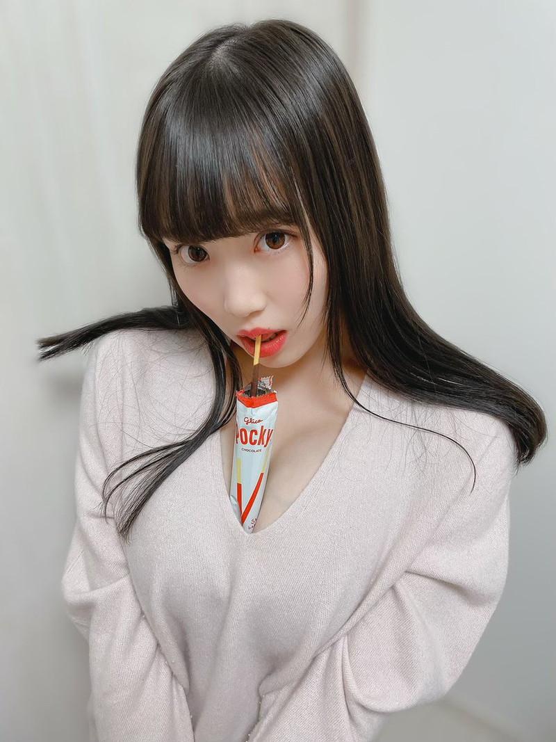 【愛萌なのエロ画像】むっちむちIカップ爆乳巨尻ボディの現役女子大生 30