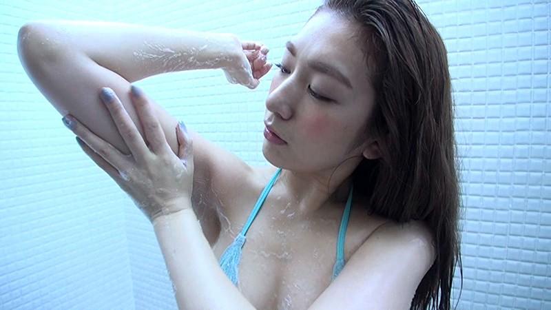 【上福ゆきエロ画像】高身長Fカップ巨乳のド迫力ボディがリングに舞う! 15