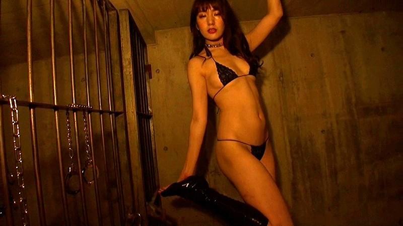 【上福ゆきエロ画像】高身長Fカップ巨乳のド迫力ボディがリングに舞う! 17