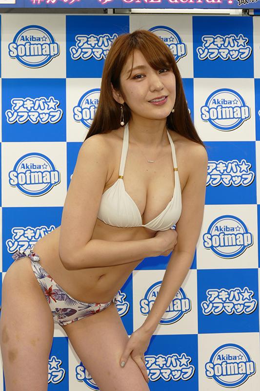 【上福ゆきエロ画像】高身長Fカップ巨乳のド迫力ボディがリングに舞う! 61