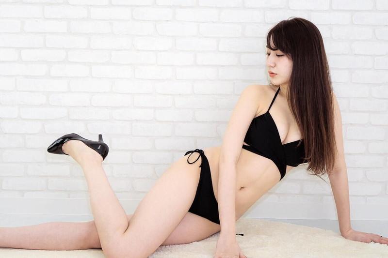 【上福ゆきエロ画像】高身長Fカップ巨乳のド迫力ボディがリングに舞う! 79