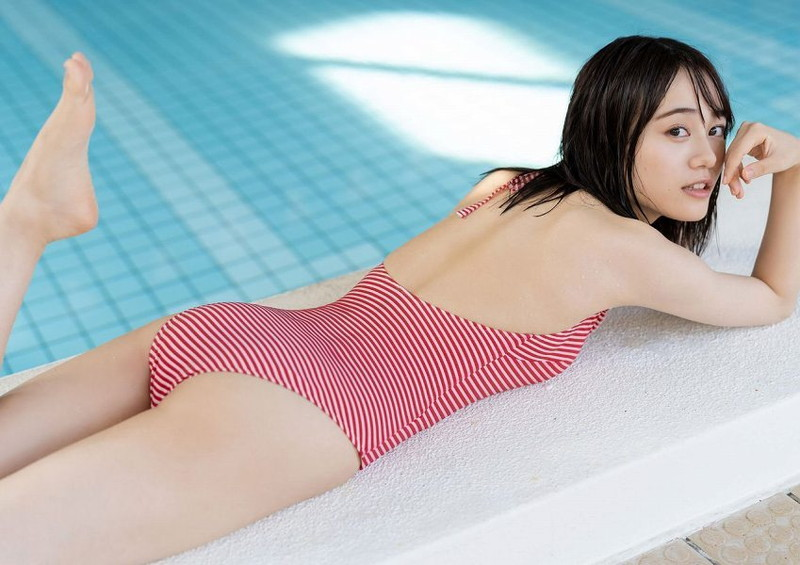 【伊藤美来グラビア画像】笑顔がステキな美少女系声優のエロカワ写真