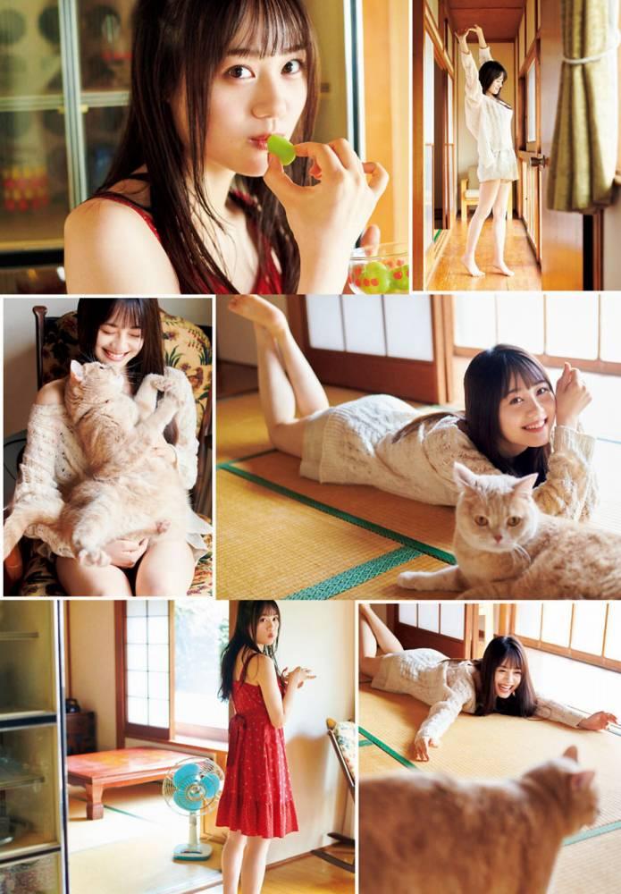 【伊藤美来グラビア画像】笑顔がステキな美少女系声優のエロカワ写真 15