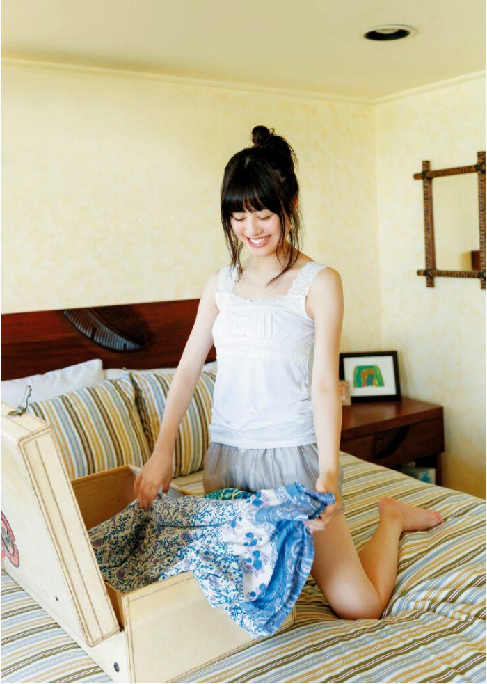【伊藤美来グラビア画像】笑顔がステキな美少女系声優のエロカワ写真 46