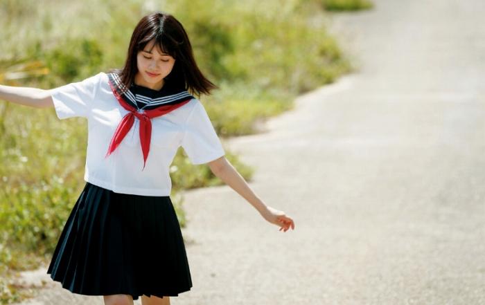 【伊藤美来グラビア画像】笑顔がステキな美少女系声優のエロカワ写真 59