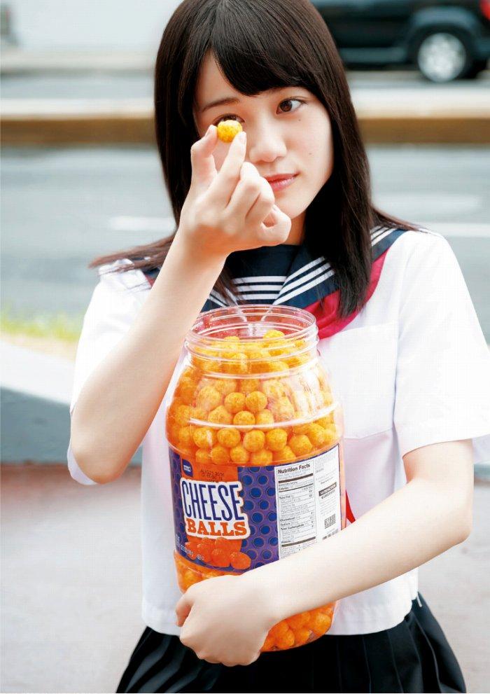 【伊藤美来グラビア画像】笑顔がステキな美少女系声優のエロカワ写真 64