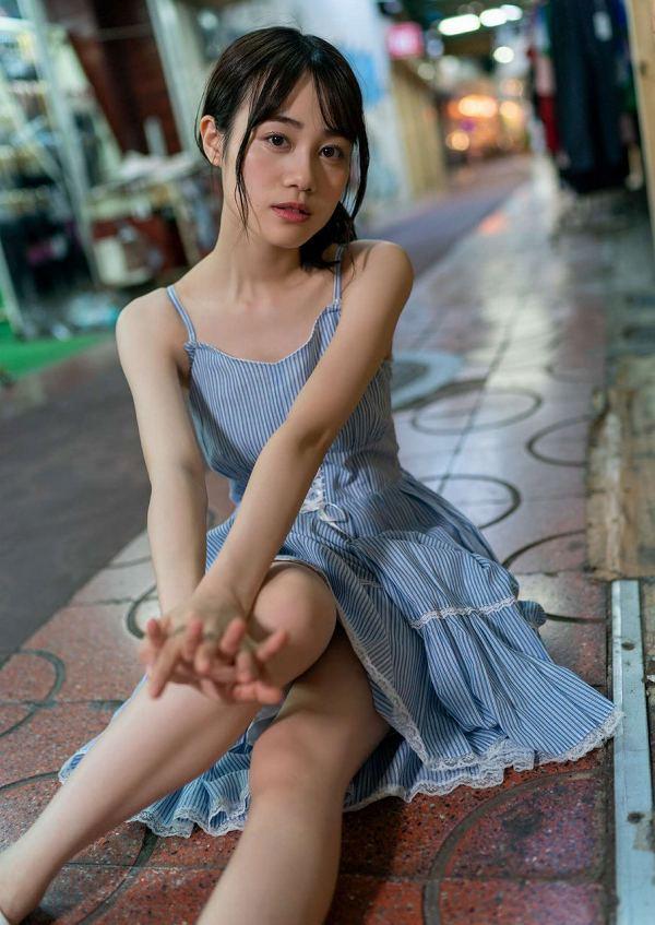 【伊藤美来グラビア画像】笑顔がステキな美少女系声優のエロカワ写真 97
