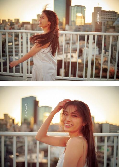 【小山璃奈エロ画像】アイドル辞めてモデルとして再スタートを切った女の子 10