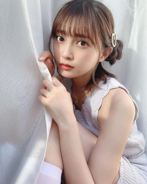 【小山璃奈エロ画像】アイドル辞めてモデルとして再スタートを切った女の子 24