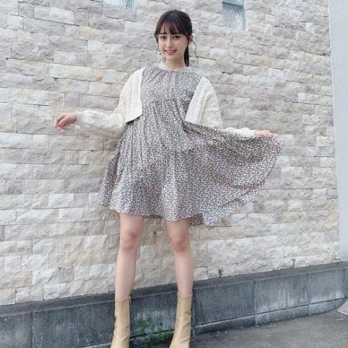 【小山璃奈エロ画像】アイドル辞めてモデルとして再スタートを切った女の子 28