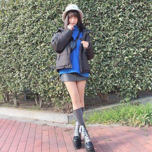 【小山璃奈エロ画像】アイドル辞めてモデルとして再スタートを切った女の子 32