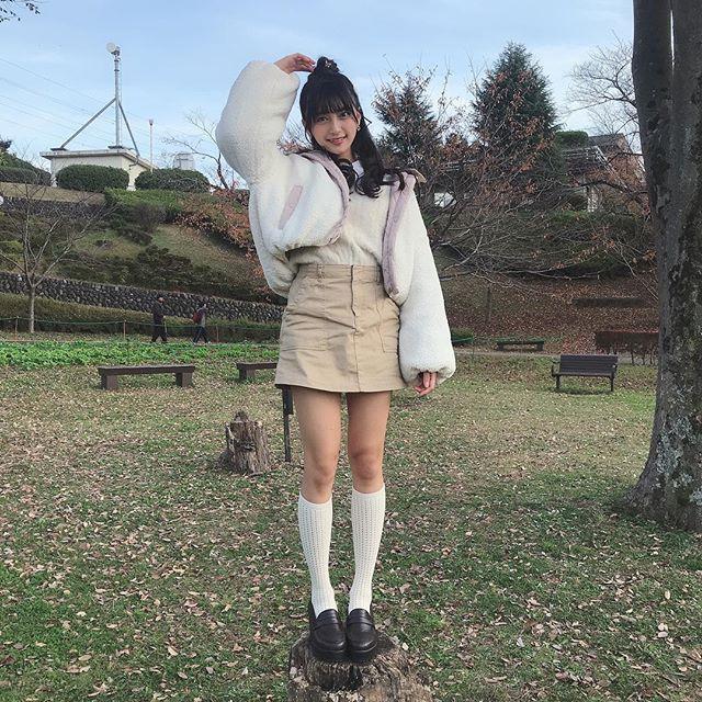 【小山璃奈エロ画像】アイドル辞めてモデルとして再スタートを切った女の子 33