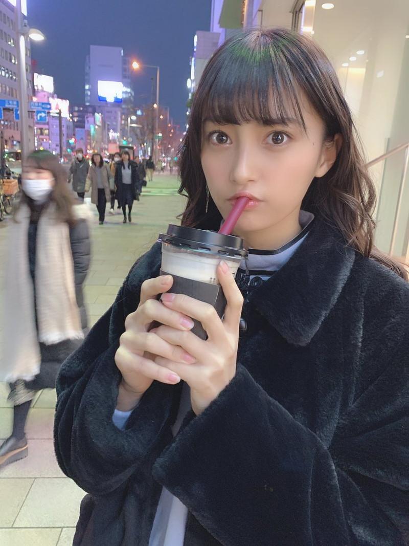 【小山璃奈エロ画像】アイドル辞めてモデルとして再スタートを切った女の子 60