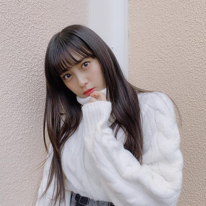 【小山璃奈エロ画像】アイドル辞めてモデルとして再スタートを切った女の子 75