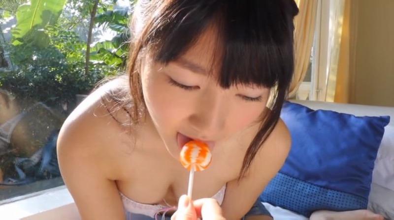 【山田菜々グラビア画像】あどけない顔立ちにムッチリボディがエロい元NMB48アイドル 18