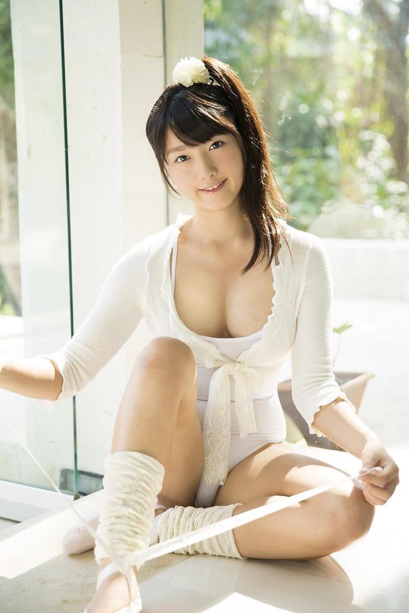 【山田菜々グラビア画像】あどけない顔立ちにムッチリボディがエロい元NMB48アイドル 47