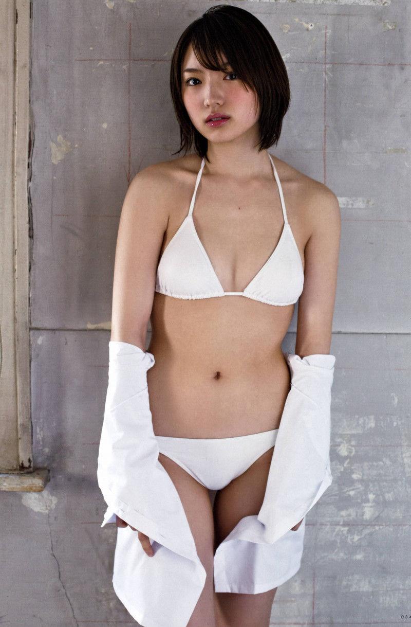 【太田夢莉グラビア画像】ショートヘアが似合って可愛い元アイドル 18