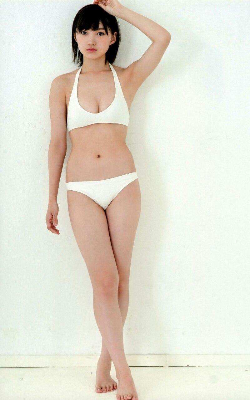 【太田夢莉グラビア画像】ショートヘアが似合って可愛い元アイドル 22