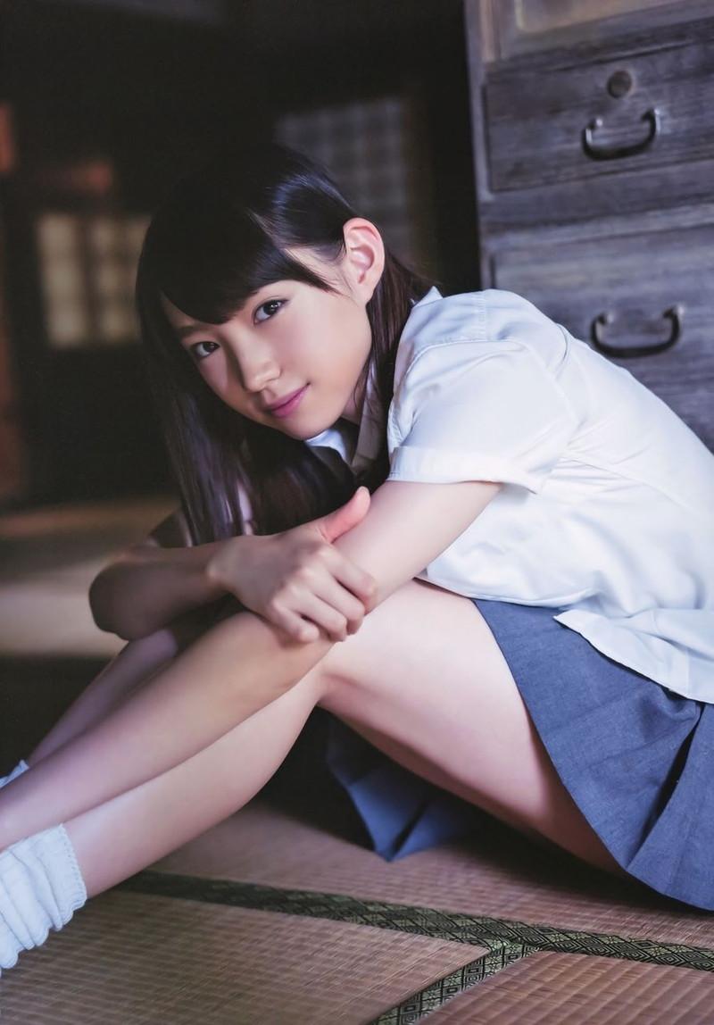 【太田夢莉グラビア画像】ショートヘアが似合って可愛い元アイドル 42