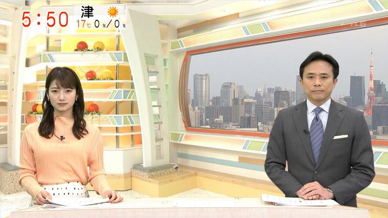 【女子アナキャプ画像】インコ大好きフリーアナウンサーの食レポとチラリw 47