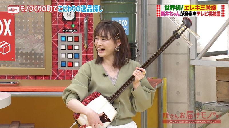 【女子アナキャプ画像】インコ大好きフリーアナウンサーの食レポとチラリw 59