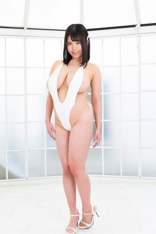 【池田レイキャプ画像】メートル級のJカップ爆乳と巨尻の豊満エロボディ 67