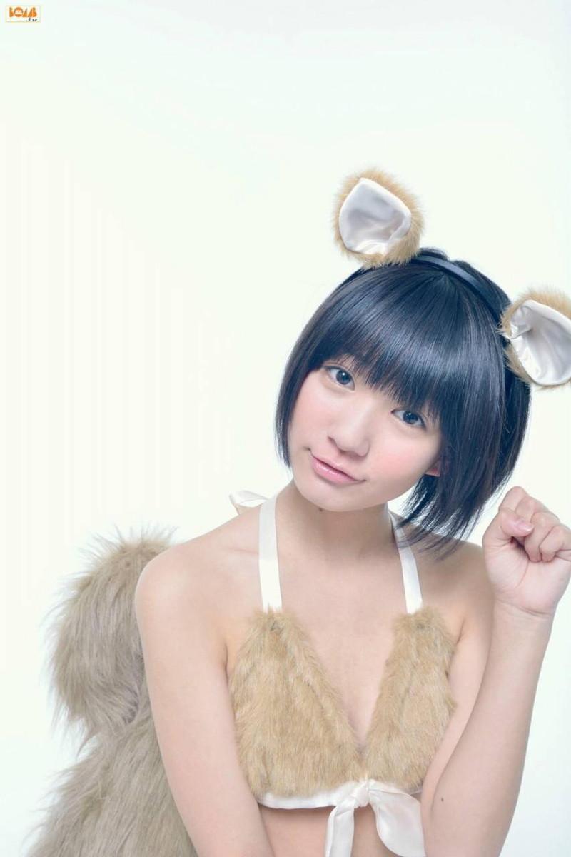 【荻野可鈴グラビア画像】アイドルや声優などマルチに活動してるモデルちゃん 21